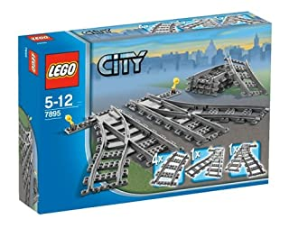 LEGO City 7895 - Weichen Zugspielzeug Zubehör (B000EXN8DY) | Amazon price tracker / tracking, Amazon price history charts, Amazon price watches, Amazon price drop alerts
