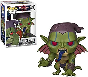 Funko Pop: Marvel: Spider-Man Animated: Green Goblin (bobblehead),, 33979