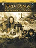 WARNER BROS Shore Howard - The Lord of the Rings - ALTO SAXOPHONES Partitions Pop, Rock,... Musique de film - comédies musicales...