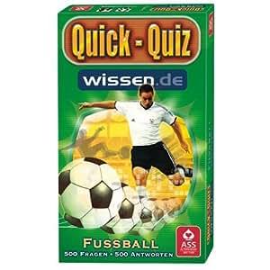 Quizspiel Quick-Quiz Wissen.de Fußball