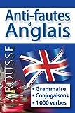 anti fautes anglais