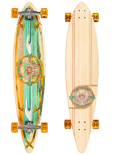 Sector 9 Bamboo G-Land 9.75x44 Complete Longboard Skateboard by Sector 9 (Bamboo Longboards 9 Sector)