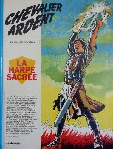 Chevalier ardent : la harpe sacrée