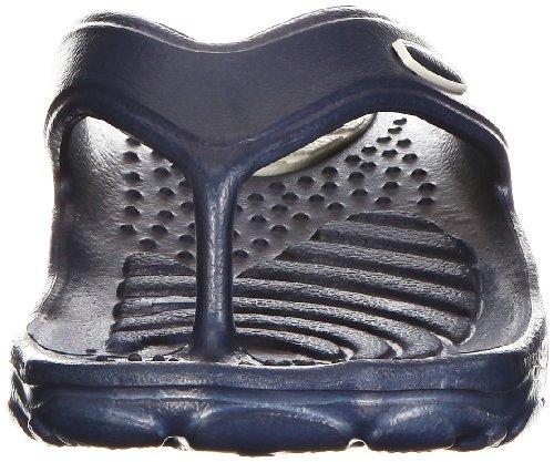 Chung Shi Zori Unisex-Erwachsene Zehentrenner Blau (Navy/Grau)