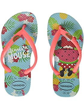 Havaianas Kids Disney Cool - Chanclas de Goma Niña