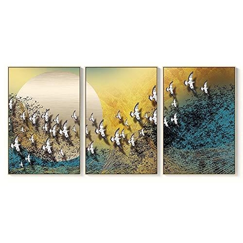 zlhcich Chinesische malerei Hause Schlafzimmer Dekoration malerei 004 30x40 cm -