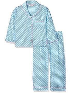 Cyberjammies Mädchen Zweiteiliger Schlafanzug Up and Away