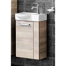 Waschtischunterschrank A Vero Farbe (Front): Eiche