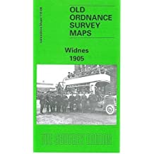 Widnes 1905: Lancashire Sheet 115.09 (Old O.S. Maps of Lancashire)