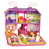#4: Toyzone My Family Doll House, Multi Color