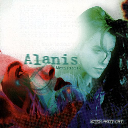 Jagged Little Pill [Vinyl LP]