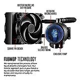 Cooler Master MasterLiquid Pro 140 Sistema di Raffreddamento a Liquido 'Radiatore da 140mm , Radiatore da 140mm , LED Blu' MLY-D14M-A22MB-R1