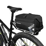 Best Roswheel Saddle Racks - WOTOW Roswheel Pannier Bike Bag,6L Multi Function Cycling Review