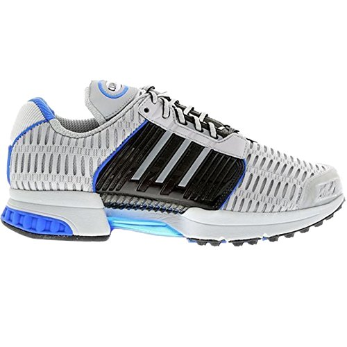 low priced fdc23 eba36 adidas Men s Climacool 1 BB0539 Trainers, Black Grey Blue, Size UK 8.5