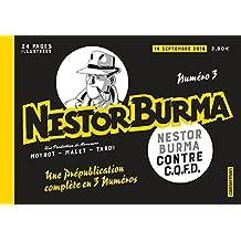 Nestor Burma, N° 3, 14 septembre 2016 : Nestor Burma contre C.Q.F.D.