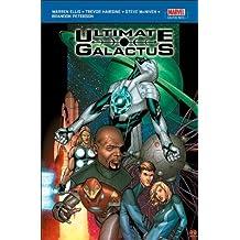 """Ultimate Galactus: Ultimate Nightmare #1-5, Ultimate Secret #1-5, Ultimate Extinction #1-5: """"Ultimate Nightmare"""", """"Ultimate Secret"""" and """"Ultimate Extinction"""""""