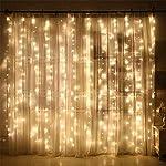 LED String Light, 200LEDs Warm White 20m Cascadable