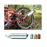 Kbsin212der Fahrrad Auspuff Sound System Fahrrad Turbo Motorrad Einfach, zu installieren Sechs Arten von Motorrad-Wild Sound Den Bike in Ein Motorrad