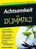 Achtsamkeit für Dummies (Amazon.de)