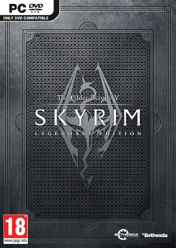 The Elder Scrolls V: Skyrim Legendary Edition (PC DVD) [UK IMPORT]