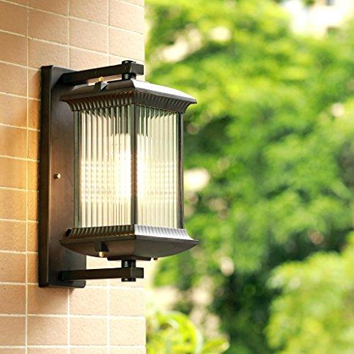 The harvest season- Außenwand-Lampe Tür Europäische Balkon-Lampe Korridor-Gang-Säule Innenhof-Lampe Nachttisch-Wand-Lampe Einfache...