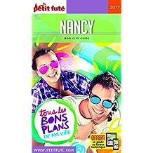 Guide Nancy 2017 Petit Futé