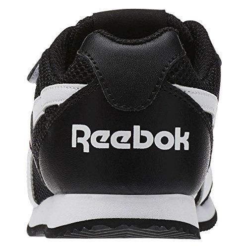 REEBOK Baskets Royal Classic Jogger Chaussures Enfant Garçon 32 Noir