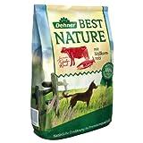 Dehner Best Nature Hundefutter Adult Rind und Lachs, 15 kg bei Amazon ansehen
