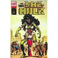 She Hulk (2005) 22 Zombie Variant