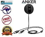 Anker soundsync Drive Bluetooth 4.0Auto Empfänger, Wireless Phone Call & Musik Streaming Auto Kit Mit Eingebautem Mikrofon, Musik Streaming, Echo Und Geräuschunterdrückung, Multi Zugang, 3,5mm AUX-Kabel