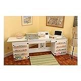 Mueble para máquina de coser - Bertha Blanco