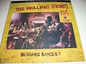 Beggars Banquet - The Real Alternate Album [Vinyl LP Box Set]