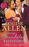 Those Scandalous Ravenhursts: The Dangerous Mr Ryder / The Outrageous Lady Felsham (Those Scandalous Ravenhursts, Book 1)