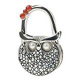 Handtaschenhalter, Taschenhalter, Metall Handtasche Taschen Haken perfekt für unterwegs Farbwahl