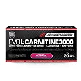 Carnitina Líquida de HSN Sports – Evo L-Carnitine 3000 - Pérdida...