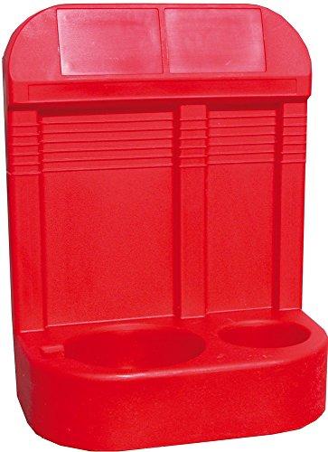 Firechief HS26/RED Doppio Estintore, Rosso