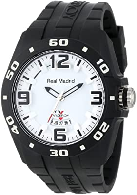 Reloj Viceroy Real Madrid 432851-15-00 Hombre Blanco