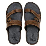 Best Mens Sandals - Kraasa Men's Synthetic Outdoor Thong Sandals Review