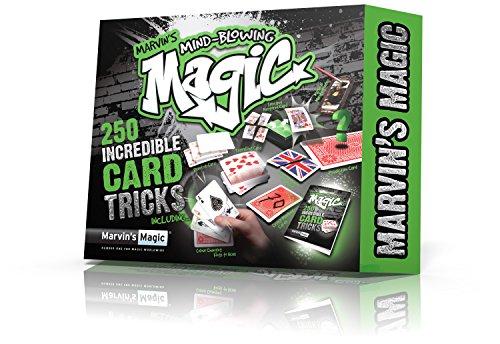Marvin's Magic Mind Blowing Card Tricks