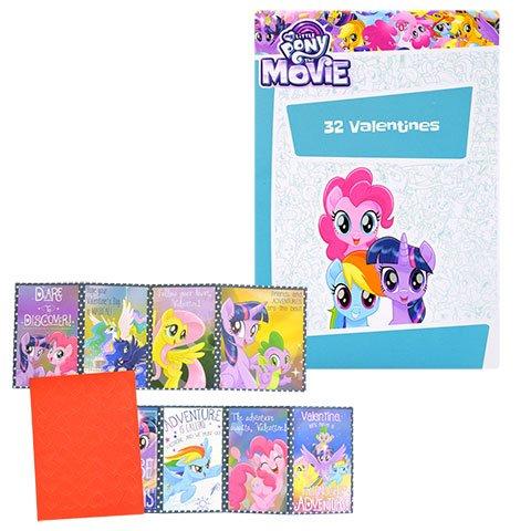 ten My Little Pony Lizenzprodukt Cartoon Charakter, 32-ct. ()
