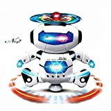 #5: Negi Dancing Robot with 3D Lights and Music