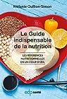 Le guide indispensable de la nutrition - Les références nutritionnelles en un coup d'oeil