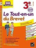 Chouette Le tout-en-un du brevet 3e : nouveau programme (Chouette Entraînement Collège) (French Edition)