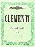 12 Sonatinas para piano, Op.36,37 y 38: Edición completa