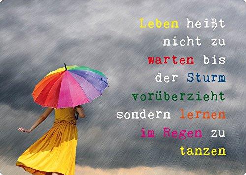 Magnet: Leben heißt nicht zu warten bis der Sturm vorüberzieht, sondern lernen im Regen zu tanzen: VPE 3