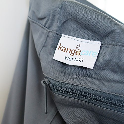 Kanga Care WB2011 Nasstasche Säugling Unisex, platinum grau