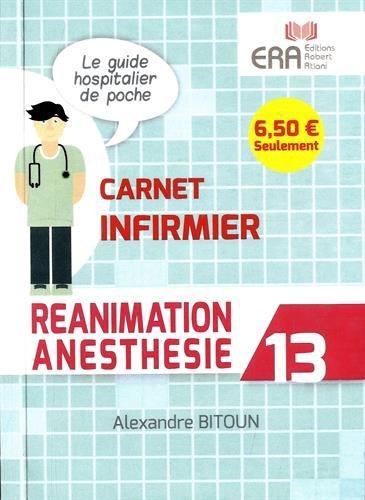 Réanimation Anesthésie