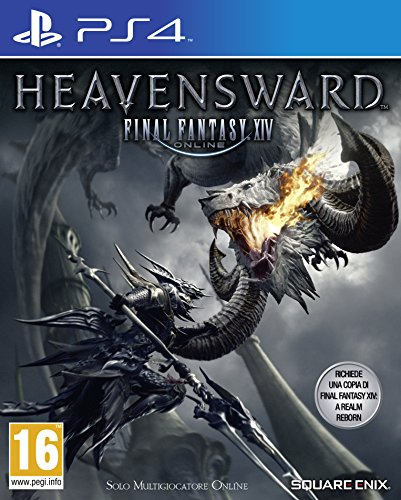 Final Fantasy XIV: Heavensward [Importación Italiana]