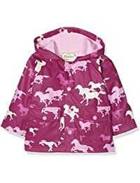 Hatley Infant Raincoat-Fairy Tale Horses, Abrigo Impermeable para Bebés