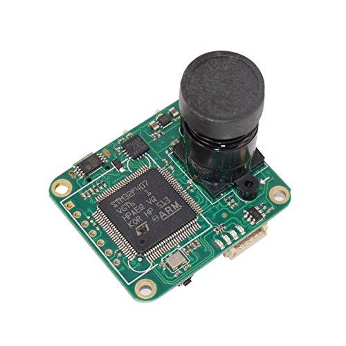 LaDicha CUAV PX4FLOW 2.1 Smart Optic Flow Modul CMOS 16mm M12 Block IR Kamera W/Ohne Sonar für RC-Drohne - Ohne Sonar Sonar Modul